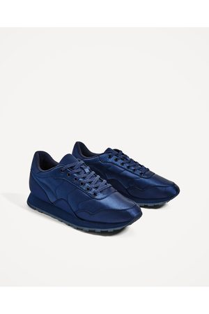 Mujer Zapatos - Zara DEPORTIVO SATÉN