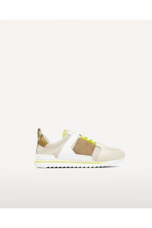 Mujer Zapatos - Zara DEPORTIVO