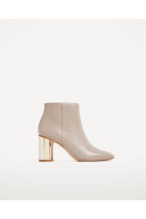 13a71ab3135 Botas Y Botines de mujer Zara tienda online ¡Compara ahora y compra ...