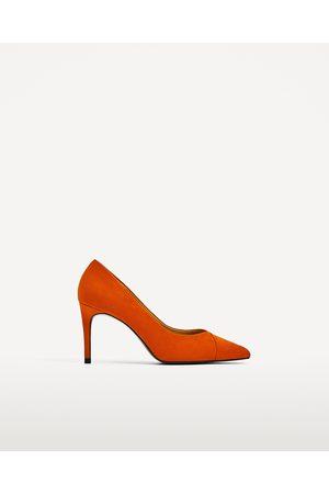 32999e46 Tienda zapatos online Tacones de mujer color maranja ¡Compara ahora y  compra al mejor precio!