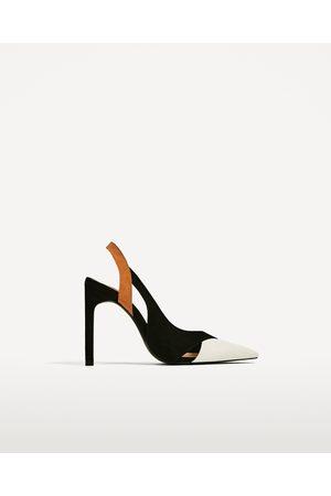 284ac351 Zapatos de mujer Zara tienda moda ¡Compara ahora y compra al mejor ...