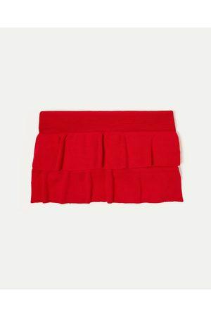 Mujer Bufandas y Pashminas - Zara BUFANDA VOLANTES - Disponible en más colores