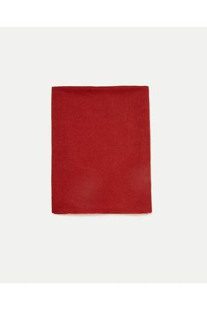 Mujer Bufandas y Pashminas - Zara BUFANDA LISA SUPER SOFT - Disponible en más colores