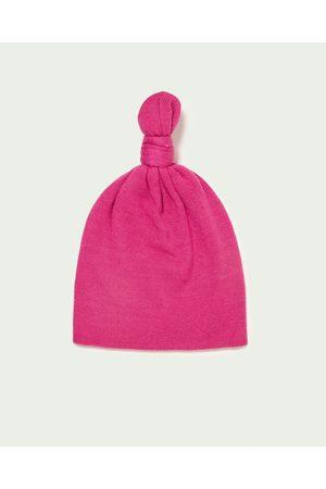 Mujer Gorros - Zara BEANIE NUDO EXTRA SOFT - Disponible en más colores 82373eb042d