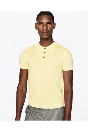 Hombre Polos - Zara POLO VISCOSA - Disponible en más colores