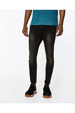 Hombre Zara DENIM CARROT SKINNY - Disponible en más colores