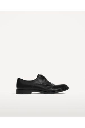 Hombre Zapatos - Zara ZAPATO PIEL VINTAGE