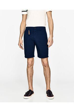 Hombre Bermudas - Zara BERMUDA ALGODÓN - Disponible en más colores