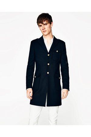Abrigos de hombre Zara moda online ¡Compara ahora y compra al mejor ... df49c93bb28