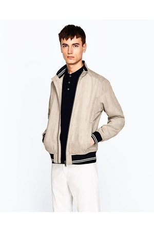 Hombre Zara CAZADORA ANTELINA - Disponible en más colores
