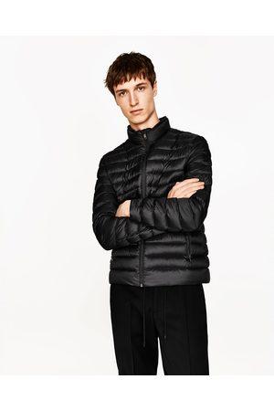 Hombre Zara CAZADORA PLUMAS - Disponible en más colores