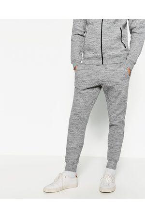 e Uomo Jogging Leggings Zara Pantaloni iniettati Pantaloni 45RLAj