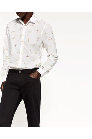 Hombre Pantalones y Leggings - Zara PANTALÓN 5 BOLSILLOS SKINNY - Disponible en más colores