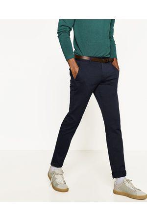 Hombre Chinos - Zara PANTALÓN CHINO - Disponible en más colores