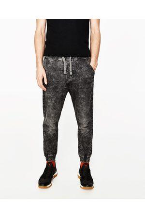 Hombre Joggers - Zara JOGGER CHINO SOFTDENIM - Disponible en más colores