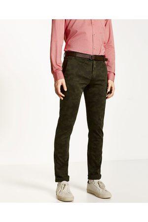 Pantalon camuflaje Pantalones Y Jeans de hombre color verde ¡Compara ahora  y compra al mejor precio! d7b182afa5a3