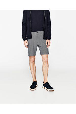 Hombre Bermudas - Zara BERMUDA PIQUÉ - Disponible en más colores
