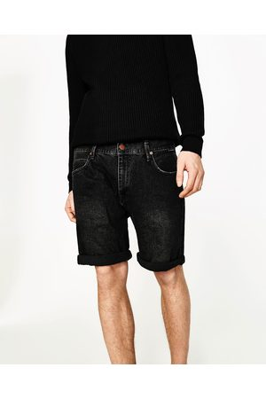 Hombre Bermudas - Zara BERMUDA DENIM - Disponible en más colores