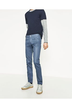 Hombre Jeans - Zara DENIM BÁSICO SLIM - Disponible en más colores