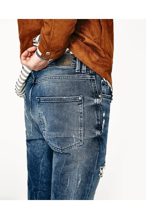 Hombre Jeans - Zara DENIM NEW CARROT