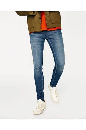 Hombre Jeans - Zara DENIM BÁSICO SKINNY FIT - Disponible en más colores