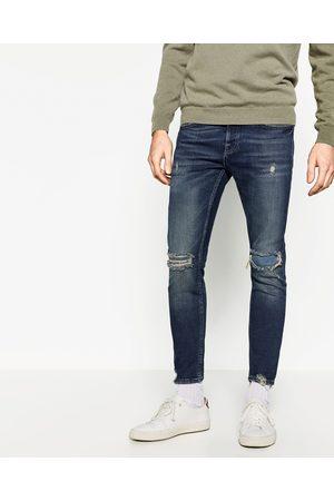 Hombre Slim y skinny - Zara PANTALÓN SKINNY - Disponible en más colores