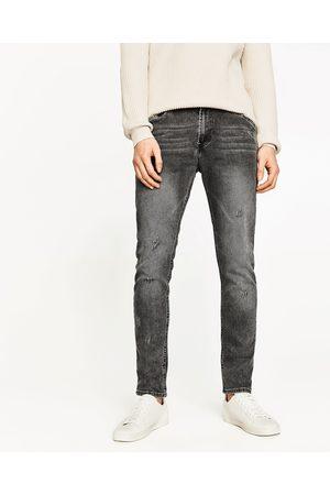 Hombre Jeans - Zara DENIM SLIM FIT