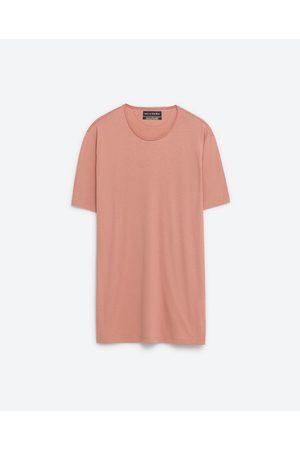 Hombre Playeras - Zara CAMISETA LONG LENTH - Disponible en más colores