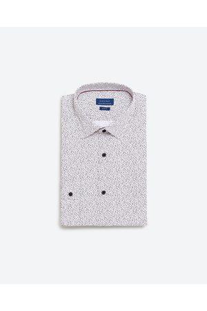 Hombre Camisas y Blusas - Zara CAMISA ESTAMPADO - Disponible en más colores