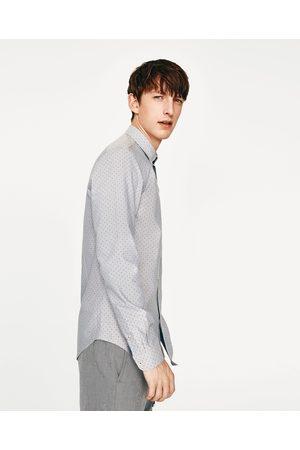 76037fb53b8bf Camisas Y Blusas de hombre Zara moda ropa ¡Compara ahora y compra al ...