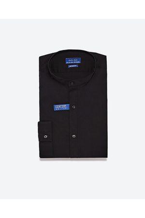 Hombre Camisas y Blusas - Zara CAMISA LISA STRECH - Disponible en más colores