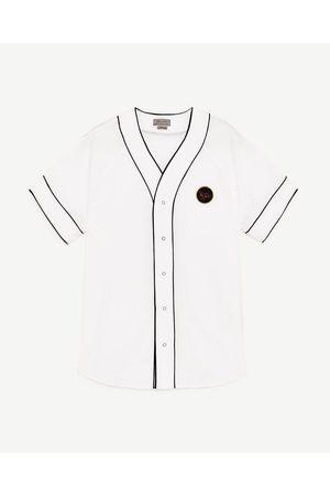 Hombre Camisas y Blusas - Zara CAMISA TIPO BÉISBOL