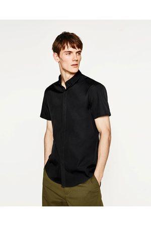 Hombre Camisas y Blusas - Zara CAMISA PIN - Disponible en más colores