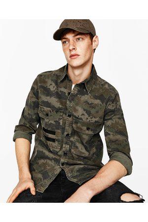estilo clásico venta al por mayor venta limitada Y camisas moda Camisas de hombre color verde ¡Compara ahora ...