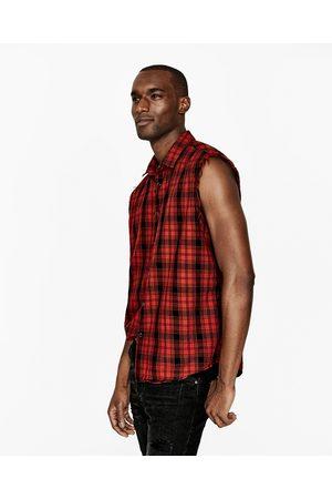 Hombre Camisas y Blusas - Zara CAMISA CUADROS