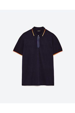 Hombre Polos - Zara POLO CREMALLERAS - Disponible en más colores
