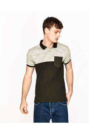 Hombre Polos - Zara POLO INJECTED - Disponible en más colores