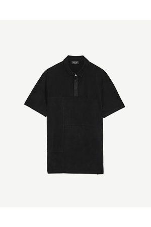 Hombre Polos - Zara POLO SUEDE - Disponible en más colores