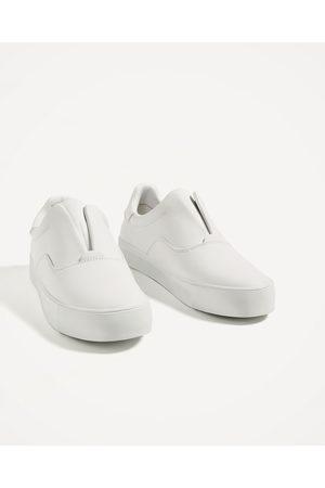 Hombre Zapatos - Zara DEPORTIVO ELÁSTICOS