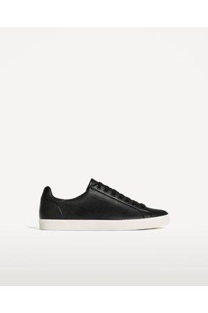 Hombre Zapatos - Zara DEPORTIVO MICROPERFORADO - Disponible en más colores