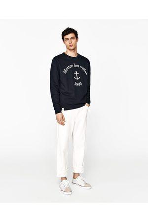 Hombre Zapatos - Zara DEPORTIVO SUELA DETALLE ROJO - Disponible en más colores