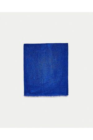 Hombre Bufandas y Pashminas - Zara FOULARD LISO - Disponible en más colores
