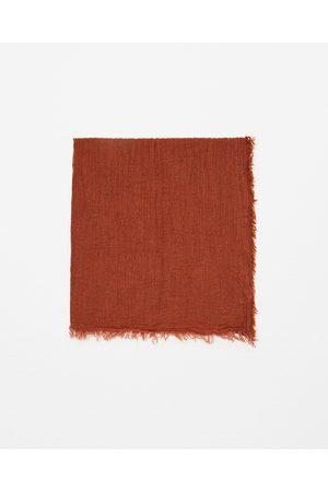 Hombre Bufandas y Pashminas - Zara FOULARD ESPIGA - Disponible en más colores