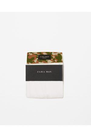 Hombre Boxers y trusas - Zara BOXER CINTURA CAMUFLAJE - Disponible en más colores
