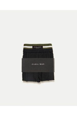 Hombre Boxers y trusas - Zara BOXER CINTURA RAYAS - Disponible en más colores