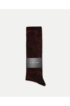 Hombre Calcetines - Zara CALCETÍN TIE & DIE - Disponible en más colores
